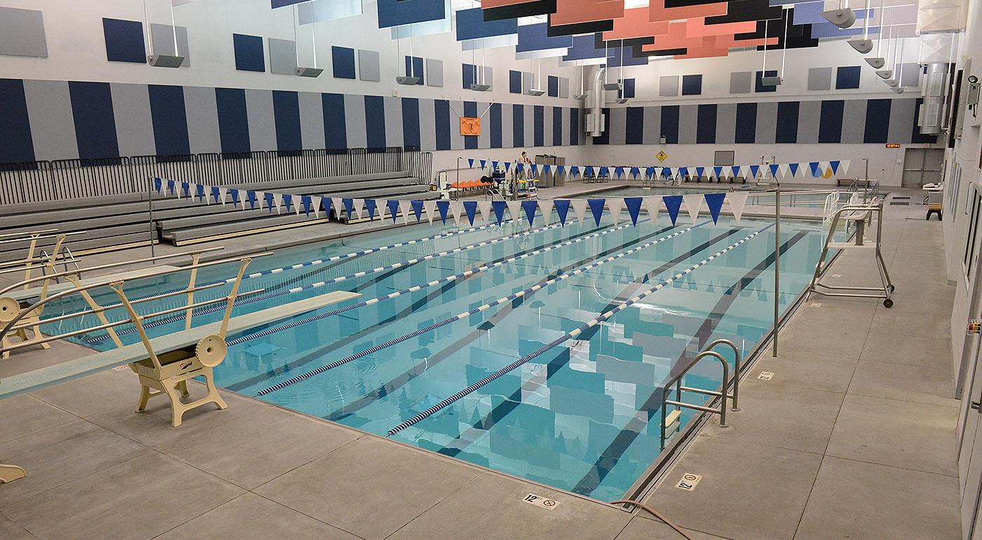 Bonner Springs Lap Pool Kansas City Ymca