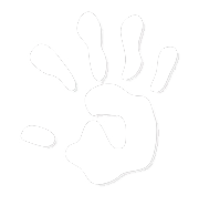 Preschool Handprint Icon