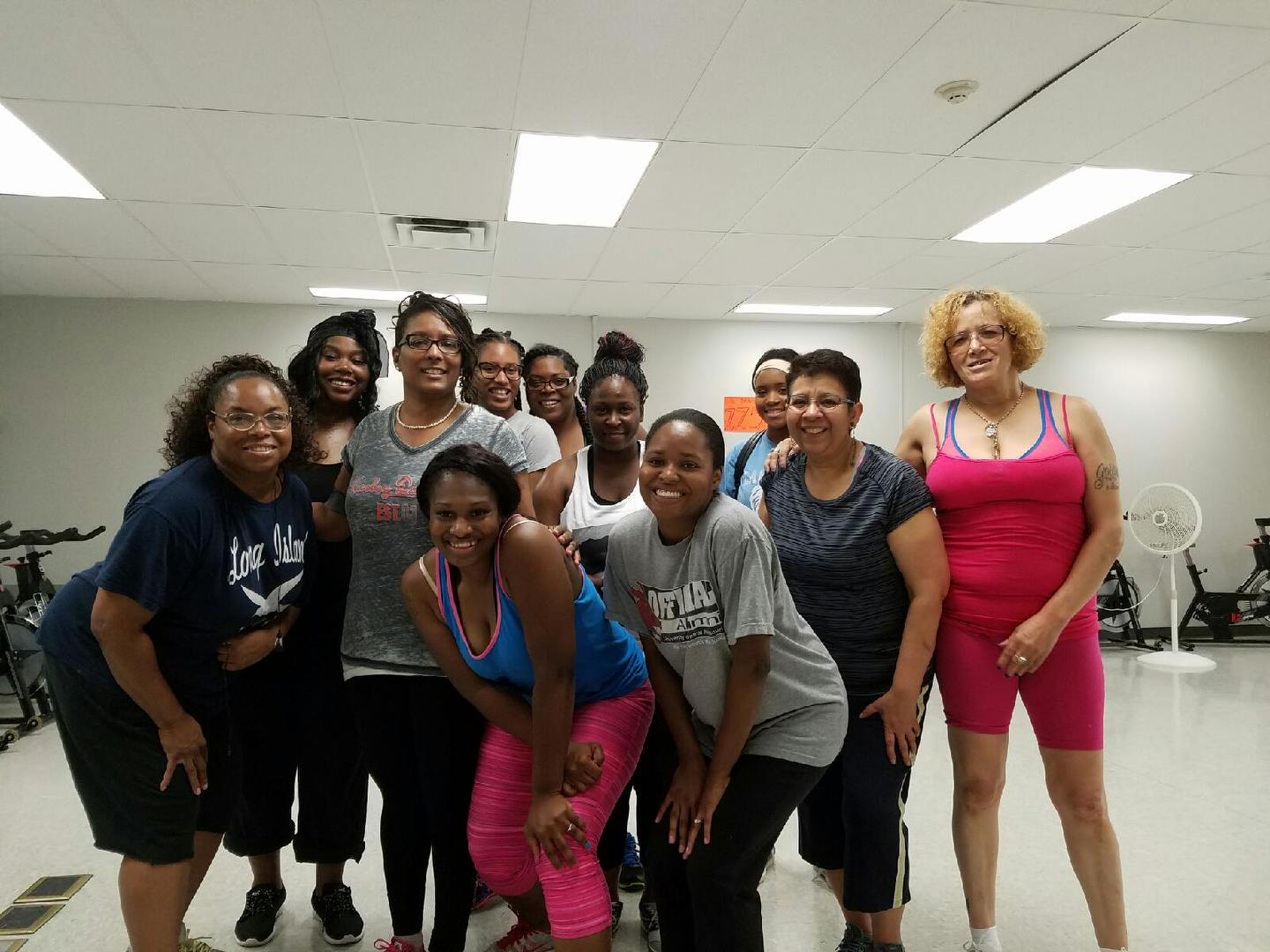 Group Exercise Classes at the Linwood Family YMCA