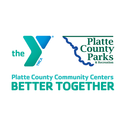 Platte County Community Centers Logo - Better Together