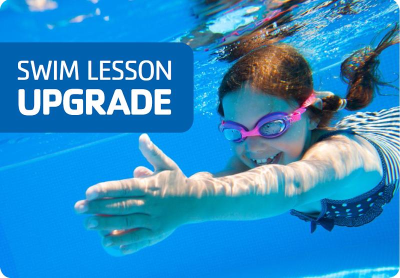 Swim Lesson Upgrade