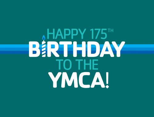 Happy 75th Birthday to the YMCA