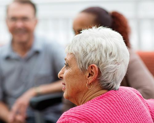 Active Older Adult Wellness and Social Activities at the Y