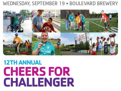 12 Annual Cheers for Challenger